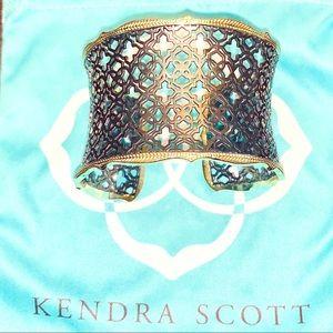 Kendra Scott Candice Cuff Bracelet!